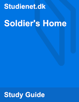 Soldier's Home Analysis