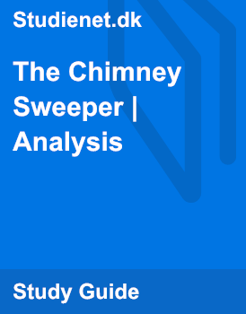 William Blake's Chimney Sweeper Poems Analysis Essay Sample