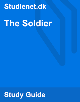 the soldier poem summary