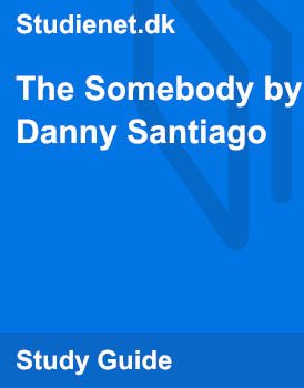the character of chato in the story the somebody by danny santiago All about points of view: revised edition by james moffett librarything is a cataloging and social networking site for booklovers  the somebody danny santiago.