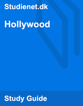 Hollywood | Analysis