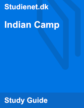 indian camp analysis Read this full essay on analysis of nick's father in ernest hemingway's indian  camp indian camp analysis of nick's father &nbsp &#9in earnest.