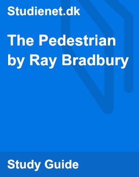 the pedestrian text