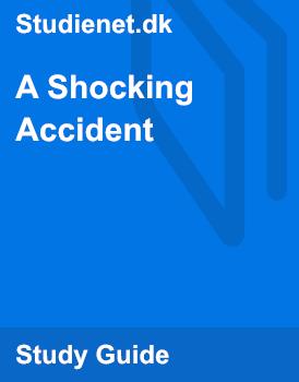a shocking accident graham greene