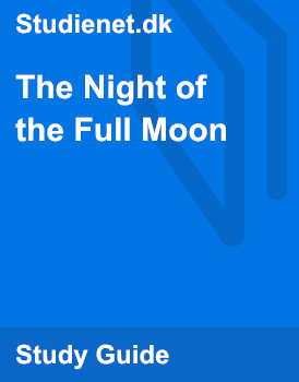 """an analysis of full moon and Full moon - dream interpretation, dream meaning of full moon - avoidance of responsibilities, obligations, possibly bad behavior (as in """"blame it on the moon""""."""
