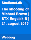 The shooting of Michael Brown | Paper